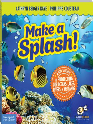 cover image of Make a Splash!