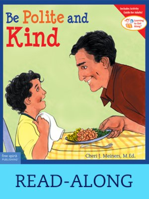 cover image of Be Polite and Kind