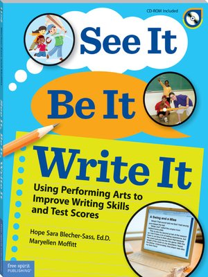 cover image of See It, Be It, Write It