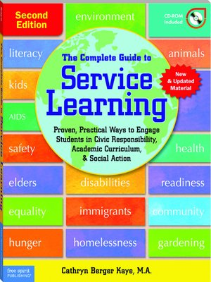 cover image of The Complete Guide to Service Learning