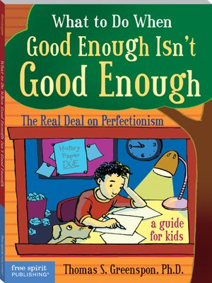 cover image of What to Do When Good Enough Isn't Good Enough