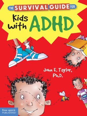 cover image of The Survival Guide for Kids with ADHD