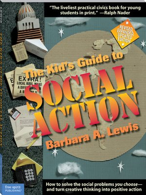 cover image of The Kid's Guide to Social Action