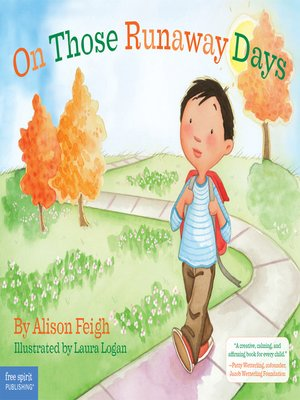 cover image of On Those Runaway Days