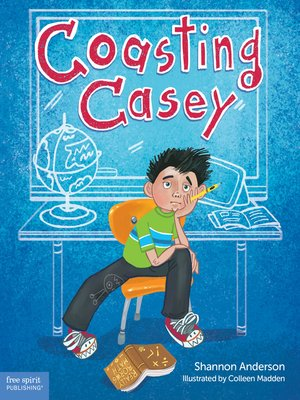 cover image of Coasting Casey