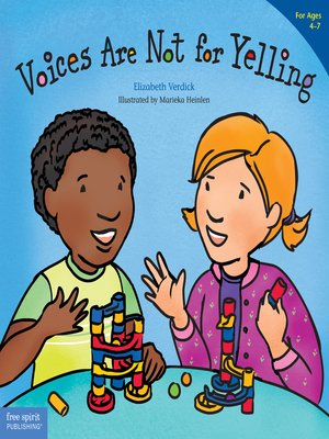 cover image of Voices Are Not for Yelling