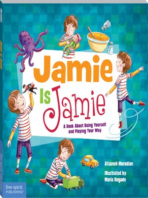 cover image of Jamie Is Jamie