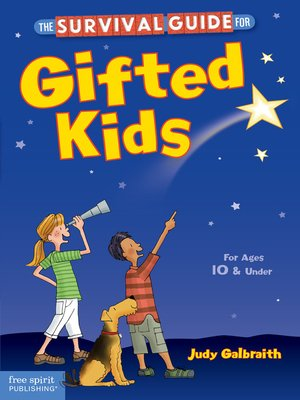 cover image of The Survival Guide for Gifted Kids
