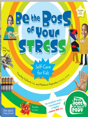 cover image of Be the Boss of Your Stress