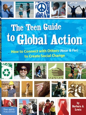 cover image of The Teen Guide To Global Action