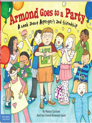 cover image of Armond Goes to a Party