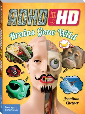 cover image of ADHD in HD