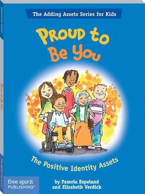 cover image of Proud to Be You