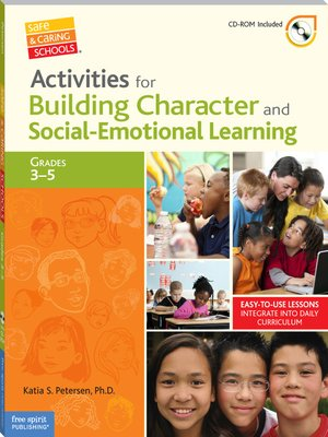 cover image of Activities for Building Character and Social-Emotional Learning Grades 3-5