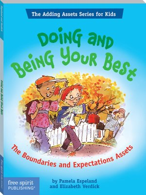 cover image of Doing and Being Your Best