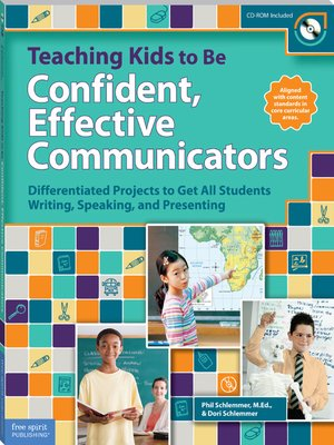 cover image of Teaching Kids to Be Confident, Effective Communicators