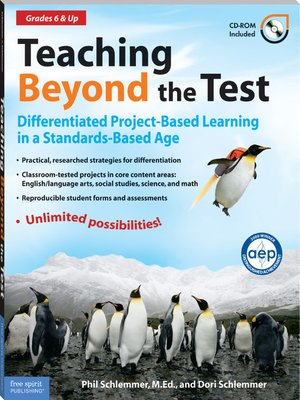 cover image of Teaching Beyond the Test