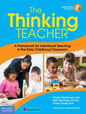cover image of The Thinking Teacher