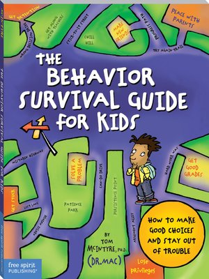 cover image of The Behavior Survival Guide for Kids