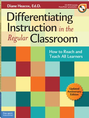 cover image of Differentiating Instruction in the Regular Classroom