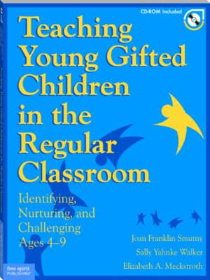 cover image of Teaching Young Gifted Children in the Regular Classroom