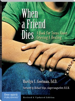 cover image of When a Friend Dies