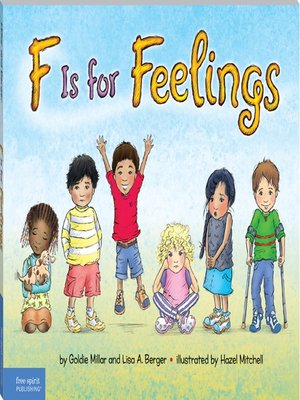 cover image of F Is for Feelings