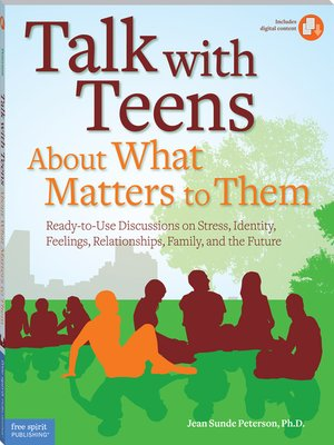 cover image of Talk With Teens About What Matters to Them