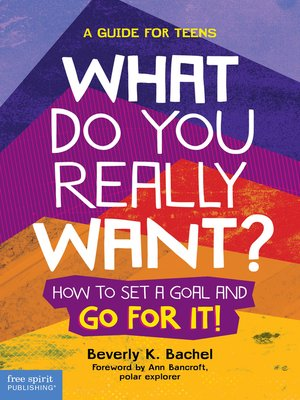 cover image of What Do You Really Want?