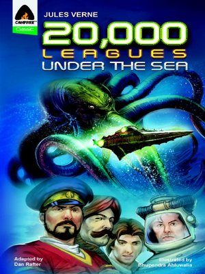 cover image of 20000 Leagues Under the Sea