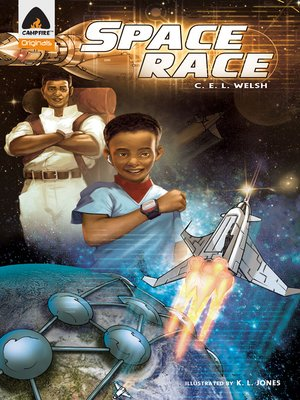 cover image of Space Race