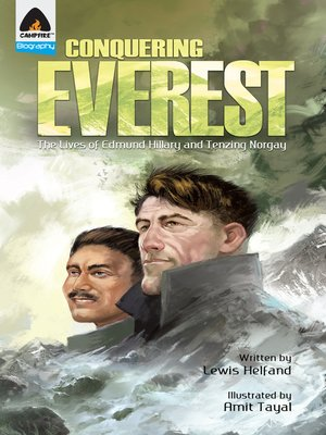 cover image of Conquering Everest