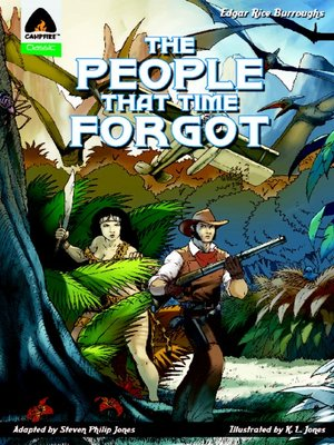 cover image of The People That Time Forgot