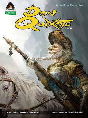 cover image of Don Quixote, Part II