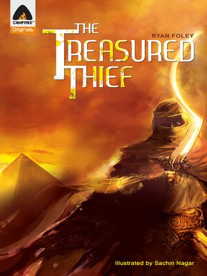 cover image of The Treasured Thief