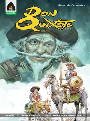cover image of Don Quixote, Part I