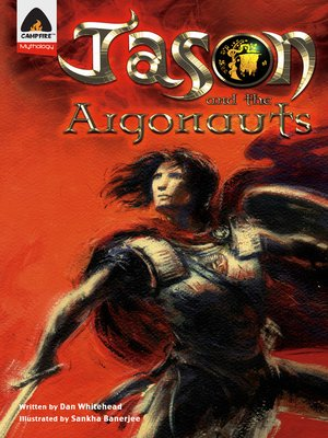 cover image of Jason and the Argonauts