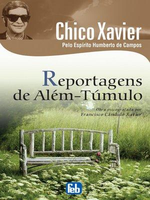 cover image of Reportagens de Além-Túmulo