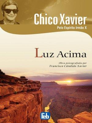 cover image of Luz Acima