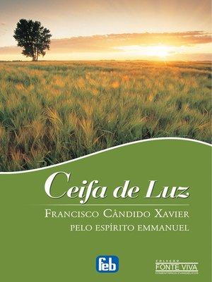 cover image of Ceifa de Luz