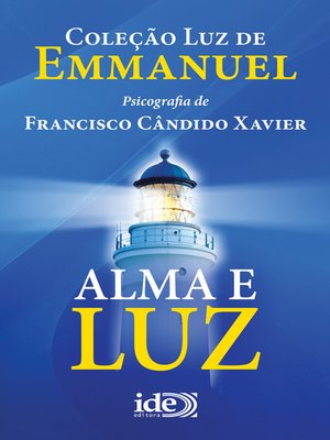 cover image of Alma e Luz