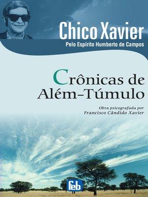 cover image of Crônicas de Além-Túmulo