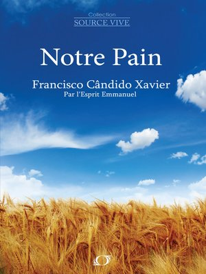 cover image of Notre pain