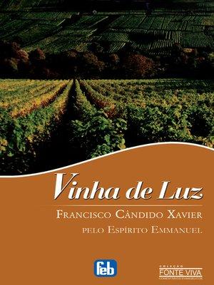 cover image of Vinha de Luz
