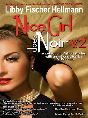 cover image of Nice Girl Does Noir, Volume 2