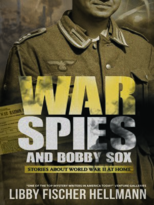 cover image of War, Spies, and Bobby Sox