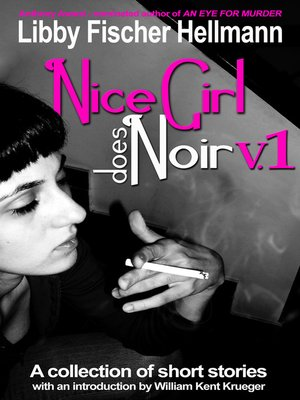 cover image of Nice Girl Does Noir, Volume 1