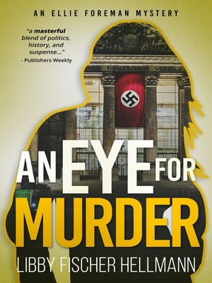 cover image of An Eye For Murder