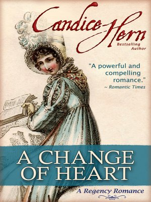 cover image of A Change of Heart