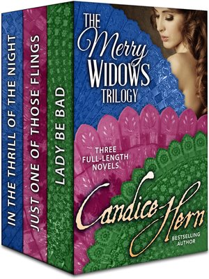 cover image of The Merry Widows Boxed Set
